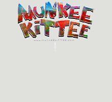 MUNKEE KITTEE LOGO Unisex T-Shirt