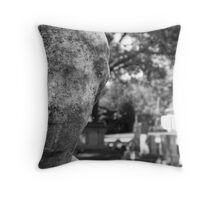 Deviled Angel Throw Pillow