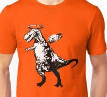 Angel Rex (black and white) Unisex T-Shirt
