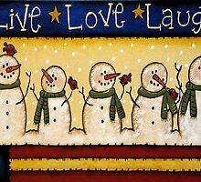 Build a Snowman by Tami Dalton