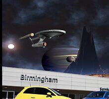 Fiat of Birmingham IN SPACE!!!  by Fobrocks