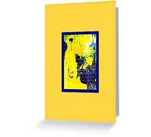 JWFrench Collection Marbled Card 12 Greeting Card