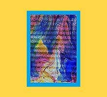 JWFrench Collection Marbled Card 14 by JWFrench