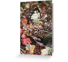 The Butterfly Fish Greeting Card