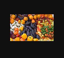 Cornucopia-Farmers market in Santa Barbara Zipped Hoodie