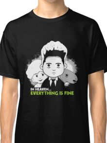 "Saturday Morning ""Eraserhead"" Classic T-Shirt"