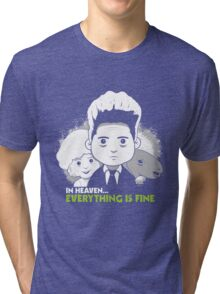 "Saturday Morning ""Eraserhead"" Tri-blend T-Shirt"