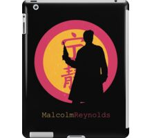 Firefly - Captain Malcolm Reynolds iPad Case/Skin