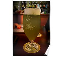 La Trappiste - a Pint of Floris Cactus Beer Poster
