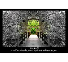 John 14-18 © Photographic Print