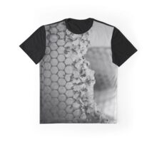 At the Honeycomb's Edge Graphic T-Shirt