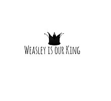 Weasley is Our King by teas-and-pages