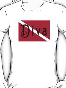 SCUBA Diva T-Shirt