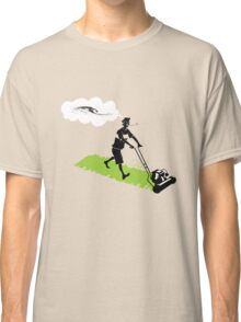 Daydreams of a surfing dad Classic T-Shirt