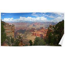 Grand Canyon - Mather Point Poster