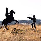 Bushranger, Heritage Hwy, Tas by Wendy Dyer
