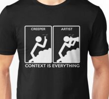 Context is Everything Unisex T-Shirt