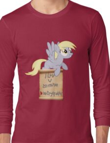 Derpy Hooves Loves You - Version 4 Long Sleeve T-Shirt