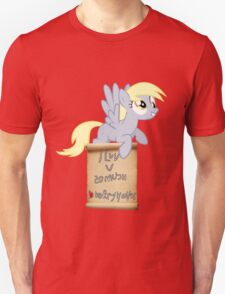 Derpy Hooves Loves You - Version 4 Unisex T-Shirt