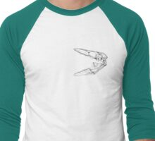 Shellcracker 2 Men's Baseball ¾ T-Shirt