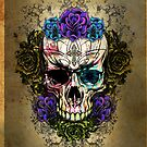 Candy Skull Design by Aaron Pacey