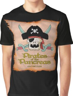 Pirates of the Pancreas Graphic T-Shirt