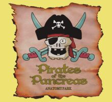 Pirates of the Pancreas Kids Clothes