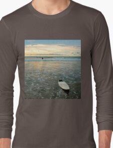 Playa Tamarindo Surf and Sunset Long Sleeve T-Shirt
