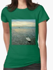 Playa Tamarindo Surf and Sunset Womens Fitted T-Shirt