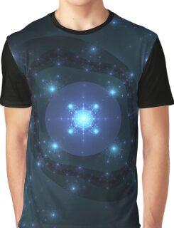 Reflective Bubble World | Future Fashion Graphic T-Shirt
