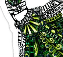InDance: Green Sticker