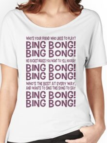 Bing Bong the Musical! Women's Relaxed Fit T-Shirt