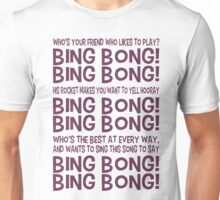 Bing Bong the Musical! Unisex T-Shirt