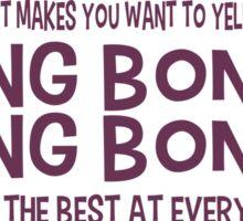Bing Bong the Musical! Sticker