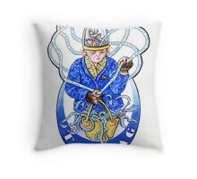 Bring on the TAG HAG Throw Pillow
