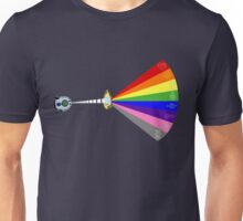 Digievolution Pink Floyd style Unisex T-Shirt