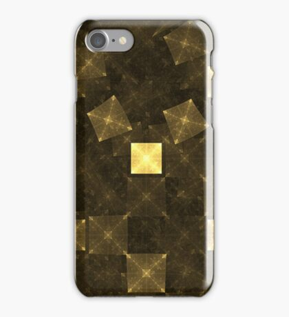 The Scaffolding of a Spinning Pyramid | Future Fashion iPhone Case/Skin