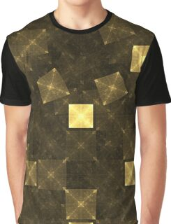 The Scaffolding of a Spinning Pyramid | Future Fashion Graphic T-Shirt