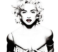 Madonna - Pop Art by wcsmack