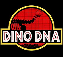 Dino DNA-saurus by jetfire852