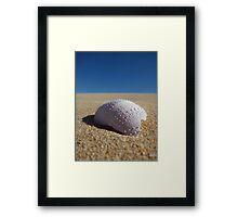 Exmouth Dune Framed Print