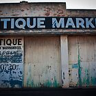 Antique Antique Market by DavidONeill