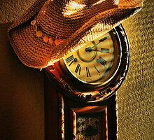 Where You Hang Your Hat Is Home by Barbara  Brown