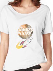 Cheesy Poofs Women's Relaxed Fit T-Shirt
