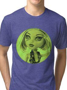 Bubble Girl Tri-blend T-Shirt