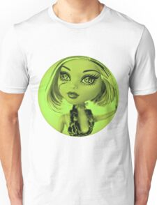 Bubble Girl Unisex T-Shirt