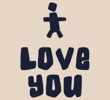 I love you by rafo