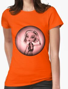 Red Doll Womens Fitted T-Shirt