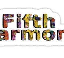 5H Flowers Sticker
