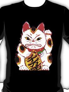 Lucky cat 4 T-Shirt